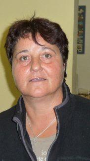 Gertrude Radl Schulwartin